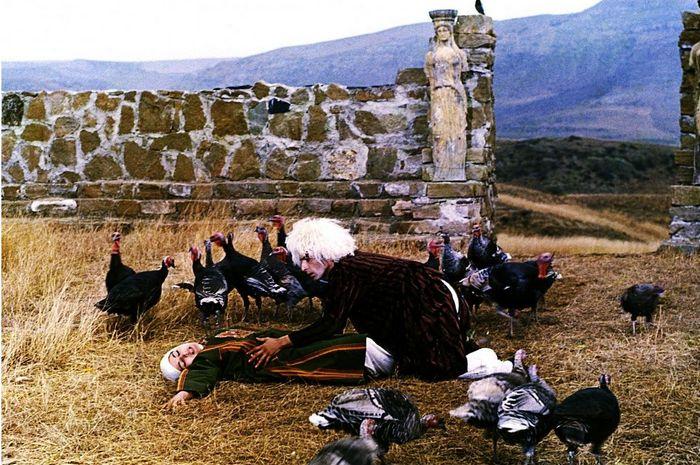 Легенда про Сурамську фортецю