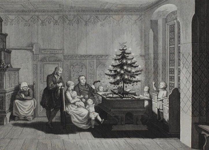 європейське різдво