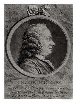 Шарль де Бросс