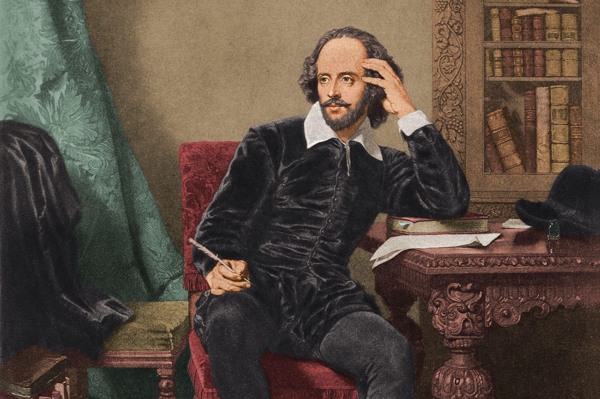Шекспір расизм